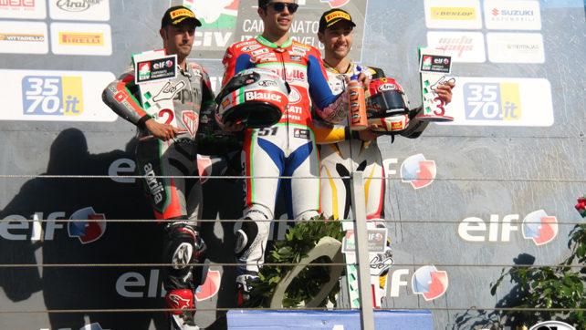 Photogallery: Elf CIV Round 11/12 Superbike – Vallelunga