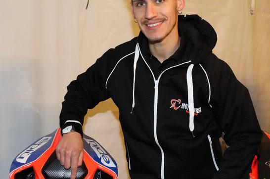 Presentata la Ducati del team Motocorsa Racing di Fabrizio Perotti