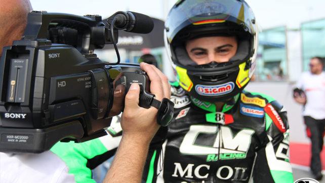 Photogallery: Elf CIV Round 1 Superbike – Misano Griglia Gara 2