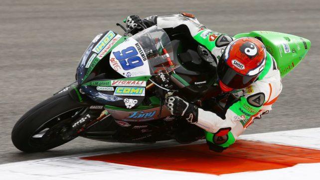 Luigi Morciano ritorna nel WSS per il round di Brno