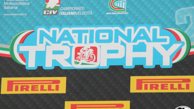 Photogallery: National Trophy 600 – Vallelunga Podio