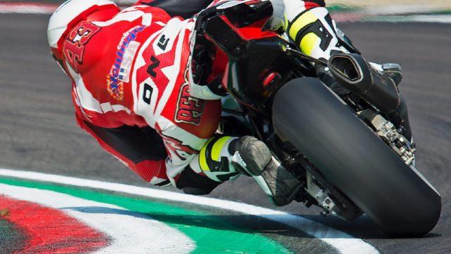Fabrizio Perotti mantiene il secondo posto in campionato dopo il Round di Imola