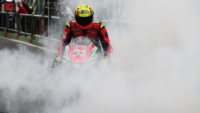 Photogallery: Elf CIV Round 6. Vallelunga Superbike – Podio Gara 2